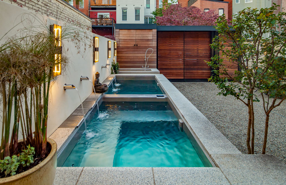 Stainless Spa - Stainless Steel Hot Tub -Luxury Spas ...