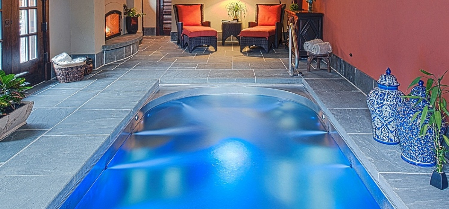 Swimming Spas - Custom Spa Design | Diamond Spas
