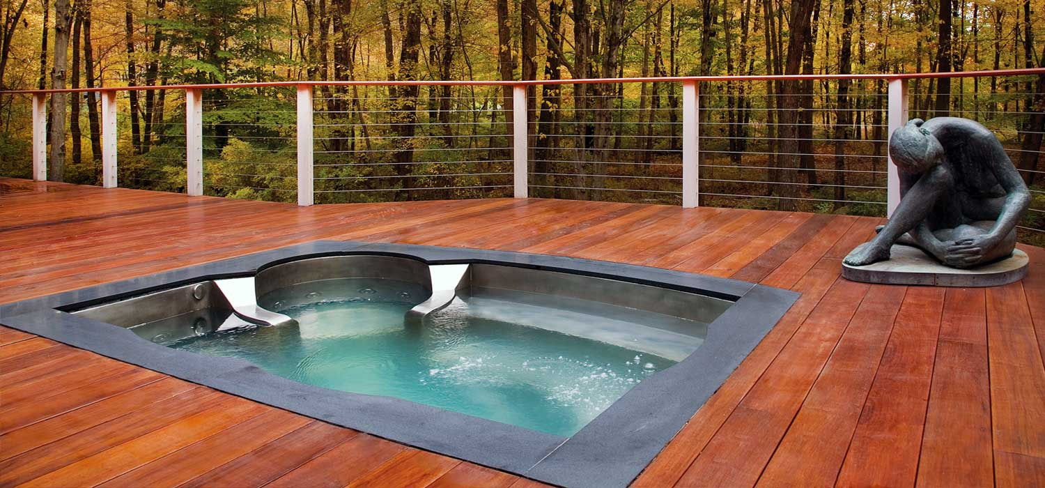 In Ground Hot Tub Kit How To Build An Diy In Ground Hot Tub