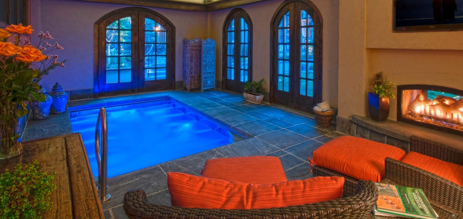 Swimming Spas - Custom Spa Design | Diamond Spas