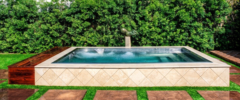 Brand new Stainless Steel Swimming Pools - Diamond Spas | Diamond Spas GS29
